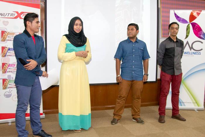 Testimoni sharing boleh Marini, Zamani dan Adly yang masing2 kurangkan dalam 40kg seorang.