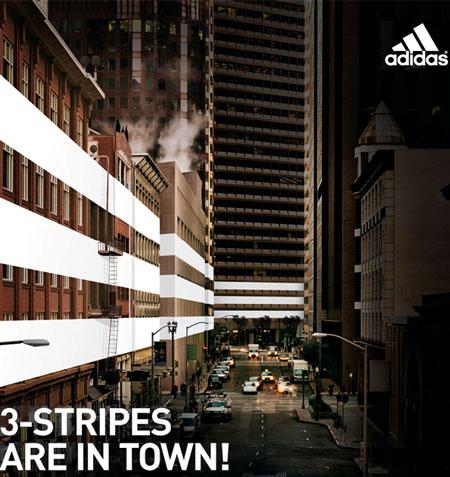 adidas flagship launch pavillion