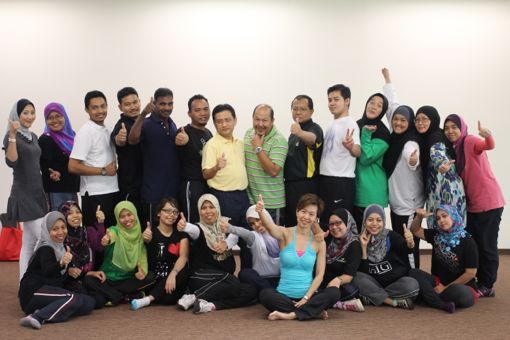 2-Day Workshop Diet dan Fitness Bersama JKR - KevinZahri.com