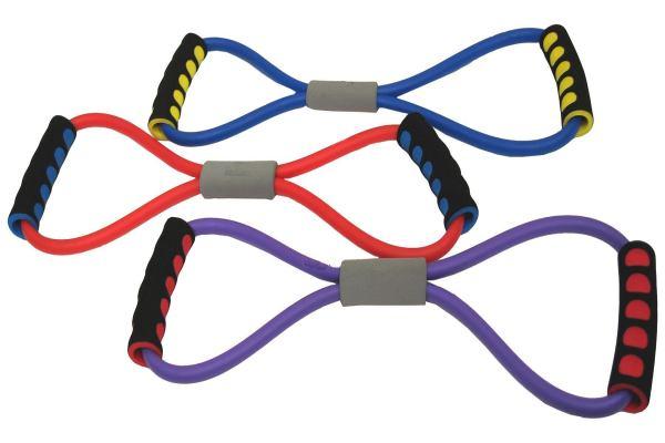 "9. Resistance Bands pun sesuai untuk membawa senaman ""rintangan"" atau pemberat ke mana-mana. Ada pelbagai jenis untuk kekuatan individu. Harga lebih kurang RM60 ke atas. Layari http://www.fitnessconcept.com.my/shop/index.php?main_page=product_info&cPath=73_88&products_id=322"