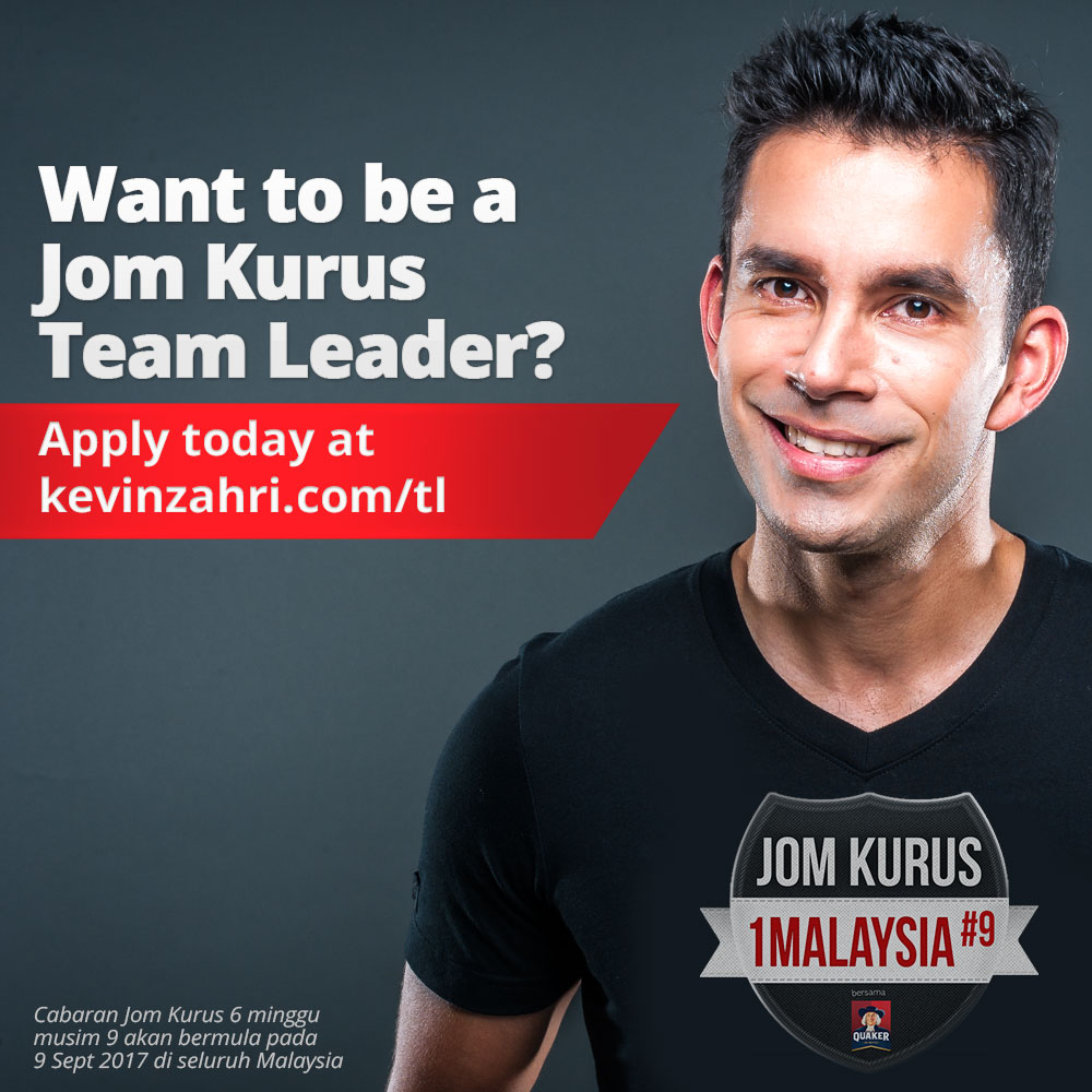 JK1M9 Team Leader Applications - KevinZahri.com